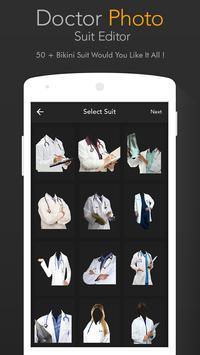 Doctor Photo Suit screenshot 1