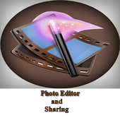 Photo Editor and Sharing icon