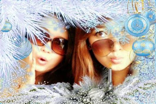 Photo Frame Winter poster