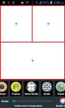 Photo Grid captura de pantalla 4