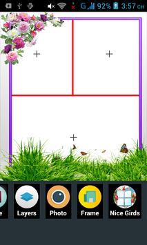Photo Grid captura de pantalla 5