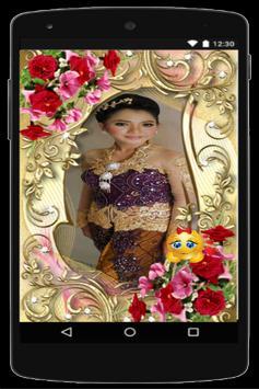 Weeding Photo Frame poster