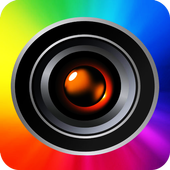 Colouring Image Photo Effect icon