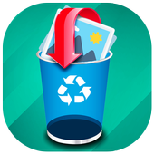 Restore Images : Recover Deleted Pics Videos Files icon