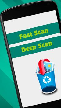 Restore Images : Recover Deleted Pics Videos Files screenshot 4