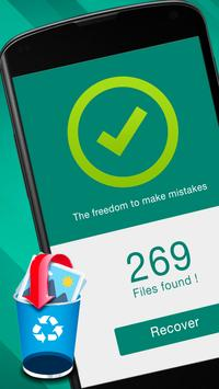 Restore Images : Recover Deleted Pics Videos Files screenshot 10