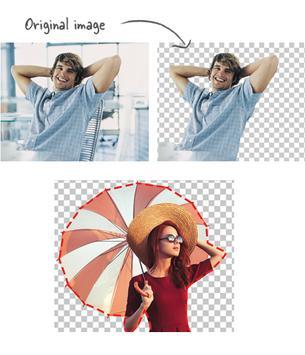 Remove Background Eraser poster