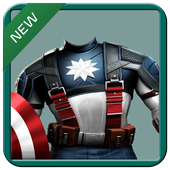 Super Hero Face Changer icon