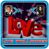 My Photo Love Live Wallpaper icon