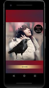 Save the Birds Photo Editor screenshot 4