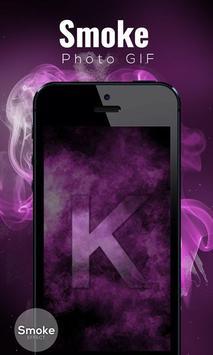 Smoke Photo GIF screenshot 6