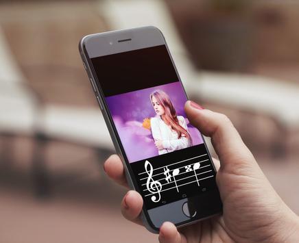 تحويل صورك إلى فيديوا بموسيقى apk screenshot