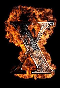 صور حرف X مزخرف بدون انترنت screenshot 2