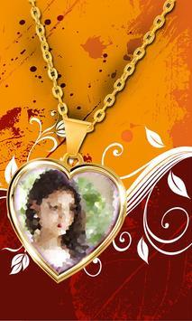 Love Locket Photo Frames poster