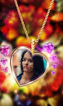Love Locket Photo Frames apk screenshot