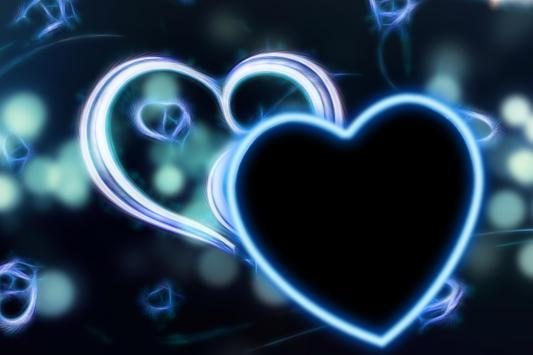 Neon Love Photo Frames apk screenshot