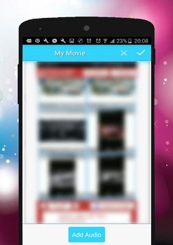 تحويل صور الى فيديو بالموسيقى screenshot 10