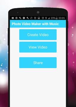 تحويل صور الى فيديو بالموسيقى screenshot 7
