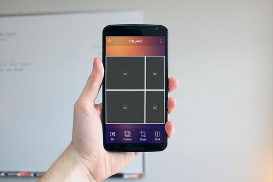 photo grid - collage maker screenshot 4