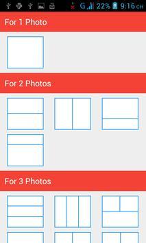 Photo Collage Editor apk screenshot