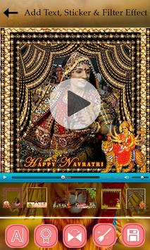 Navratri Video Maker Music apk screenshot