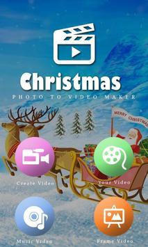 Christmas Video Maker Music poster