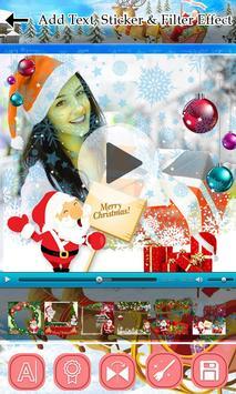Christmas Video Maker Music apk screenshot