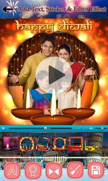 Diwali Video Maker with Music screenshot 3