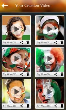 Independence Day Video Maker screenshot 4