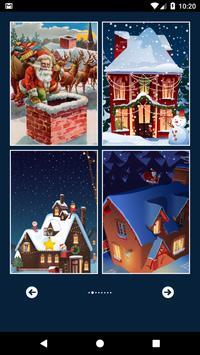Christmas Wallpapers HD screenshot 1