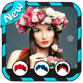 Flower Corona Photo Editor icon