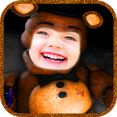 Pro Sticker For FNaF World icon