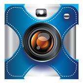 Photo Effect Mirror Grid icon