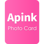PhotoCard for Apink icon