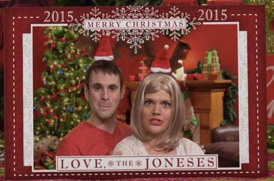 Photo Christmas Cards poster