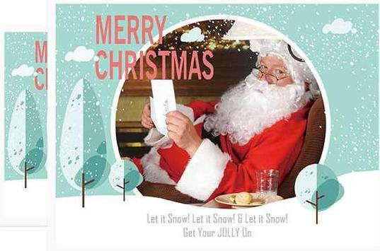 Photo Christmas Cards screenshot 4