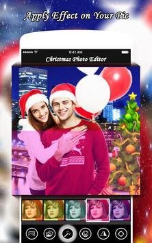 Christmas Photo Editor | Merry Christmas screenshot 1