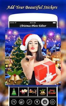 Christmas Photo Editor | Merry Christmas screenshot 3