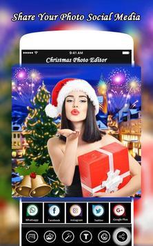 Christmas Photo Editor | Merry Christmas screenshot 4