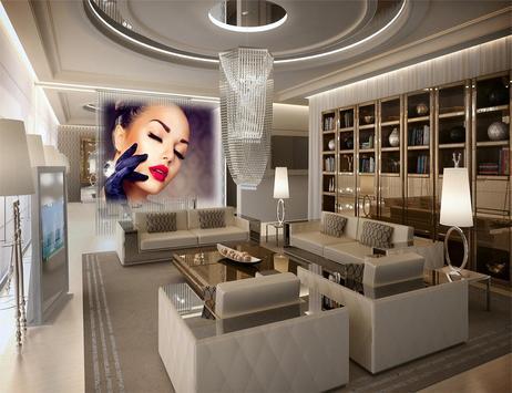 Luxury photo frame photo editor | photo mixer poster