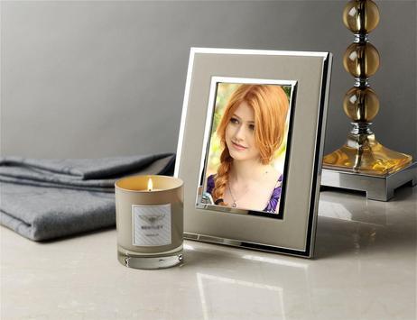 Luxury photo frame photo editor | photo mixer apk screenshot