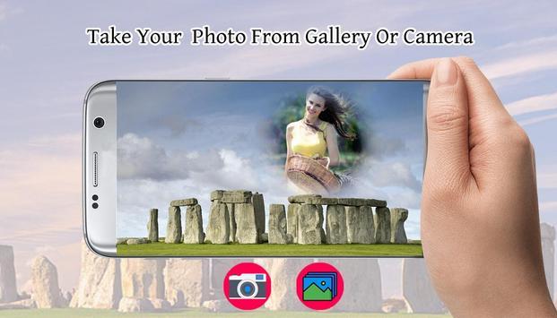 World Famous Place photo frame photo editor apk screenshot