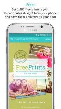 FreePrints – Free Photos Delivered poster