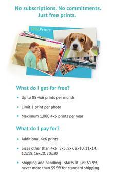 FreePrints – Free Photos Delivered apk screenshot