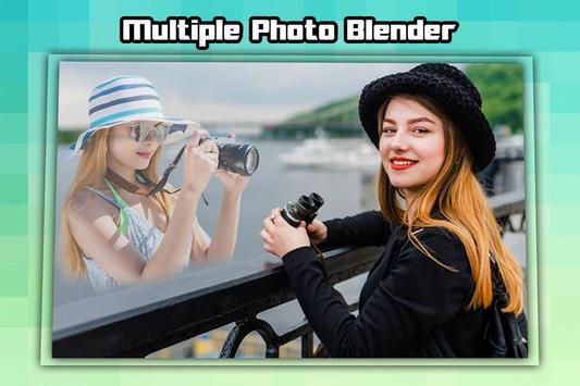 Multiple Photo Blender poster