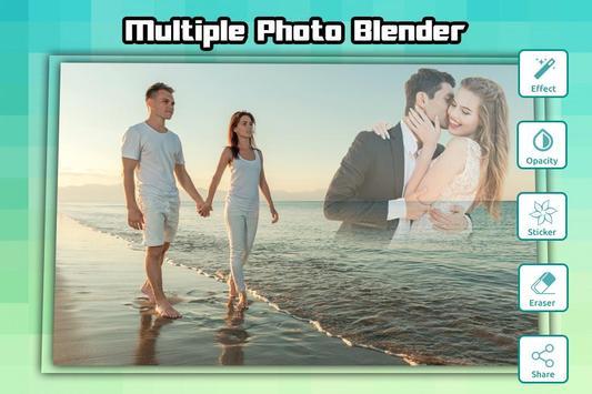 Multiple Photo Blender screenshot 1