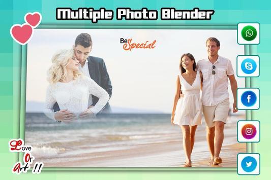 Multiple Photo Blender screenshot 3