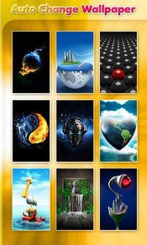 Auto Change 3D Wallpaper poster