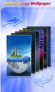 Auto Change 3D Wallpaper apk screenshot
