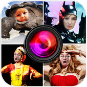 Funny Selfie Camera + Frames icon